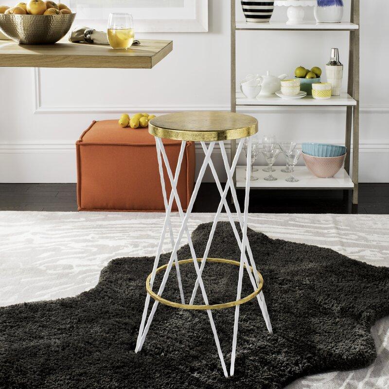 Sensational Gonzalo 30 Bar Stool Alphanode Cool Chair Designs And Ideas Alphanodeonline