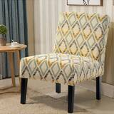 Super Green Ikat Accent Chairs Youll Love In 2019 Wayfair Lamtechconsult Wood Chair Design Ideas Lamtechconsultcom