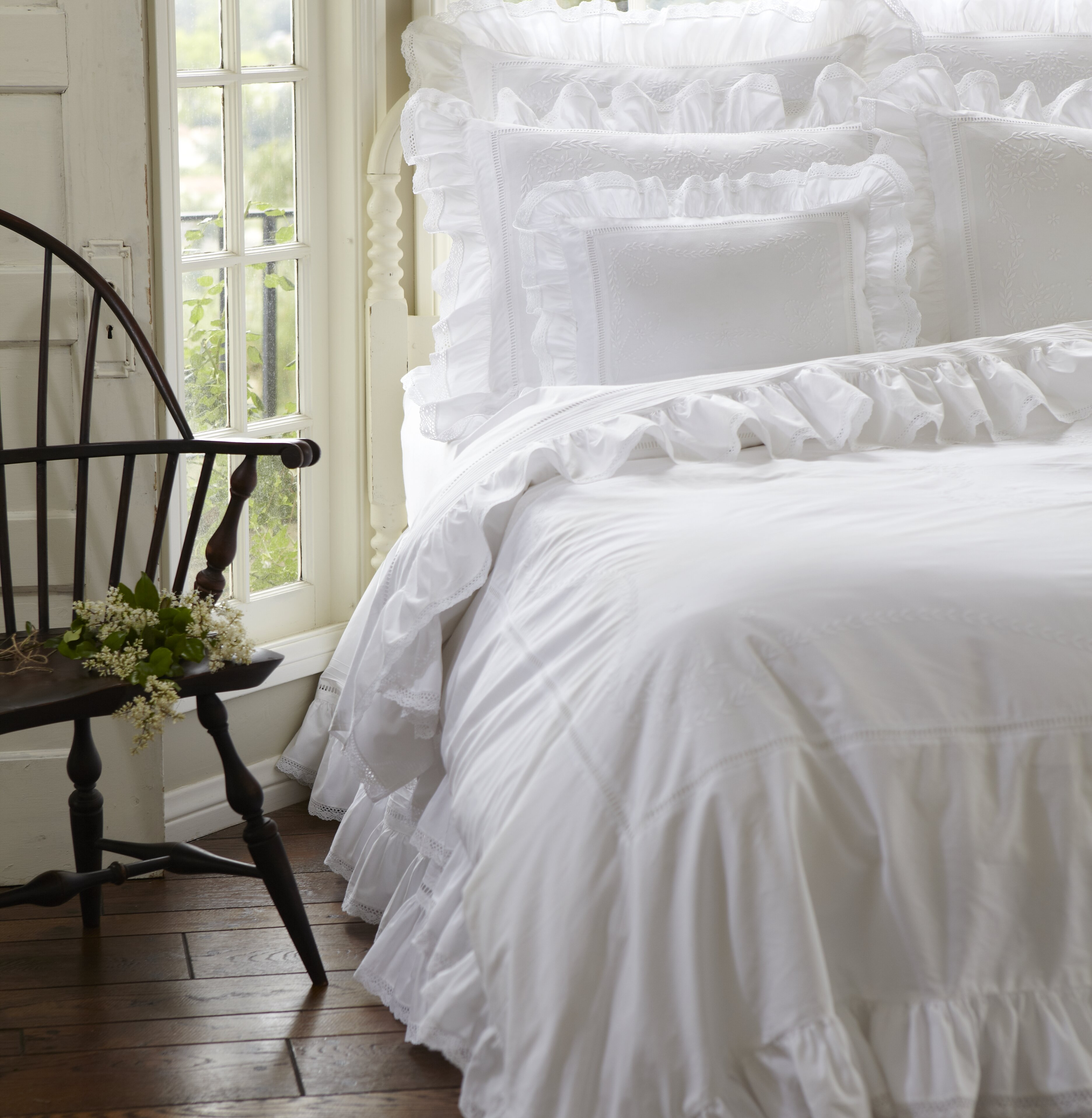 House Of Hampton Sheppard Cotton Single Duvet Cover Reviews Wayfair
