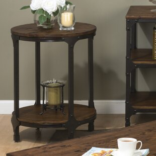 Best Reviews Carolyn End Table By Laurel Foundry Modern Farmhouse