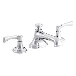Bellis? Noble Widespread Bathroom Faucet with Drain Assembly By Kallista