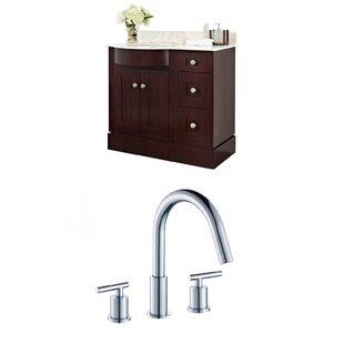 Kester 34 Single Bathroom Vanity Set by Darby Home Co