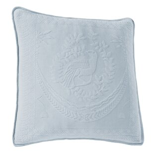 Matelasse Throw Pillow