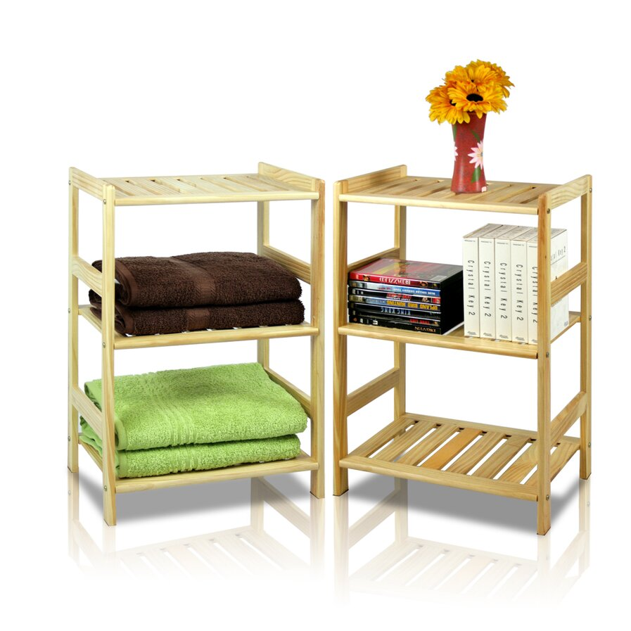 three tier shelf wayfair