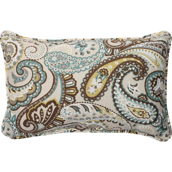 Three Posts Grant Indoor/Outdoor Lumbar Pillow U0026 Reviews | Wayfair