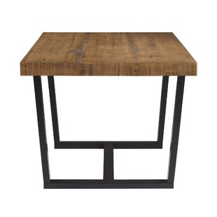 Marine Distressed Dining Table By Alpen Home