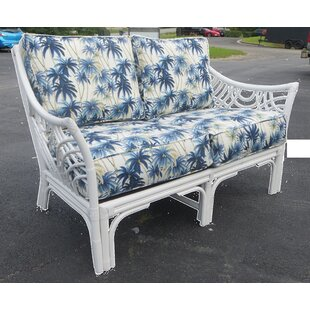 Hendricks Loveseat by Bayou Breeze