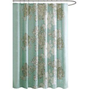 Samford Printed Shower Curtain