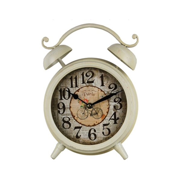 Decorative Alarm Clock Wayfair