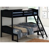 Parley Oliver Bunk Bed by Harriet Bee