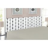 Arrow Queen Upholstered Panel Headboard by East Urban Home