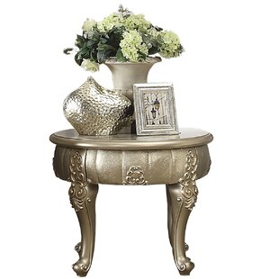 Urquhart End Table with Storage by Astoria Grand