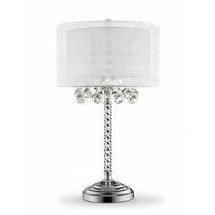 Mebane Crystal 30 Table Lamp