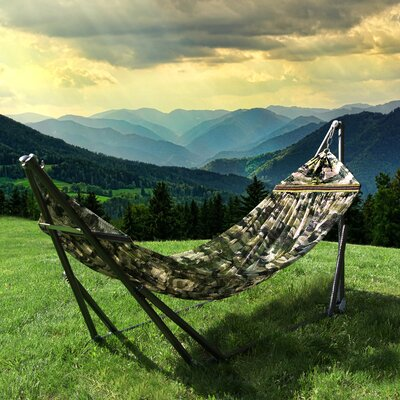 Pantanella Camping Hammock With Stand by Ebern Designs Spacial Price