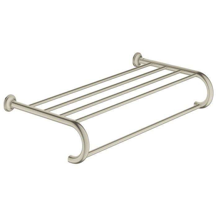 Essentials Authentic Wall Mounted Towel Rack