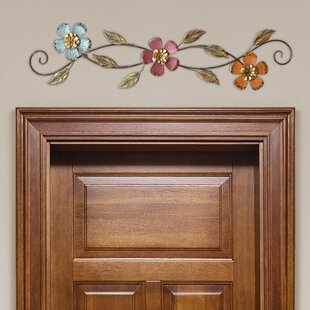 Floral Scroll Wall D?cor by Stratton Home Decor