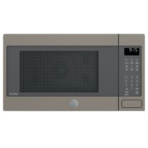 GE Profile Series 1.5 cu. ft. Countertop Convection Microwave