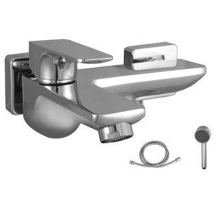 UCore Volume Control Tub and Shower Faucet with Lever Handle