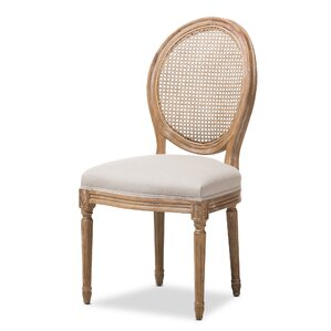Baxton Studio Lorenzo Side Chair by Wholesale Interiors
