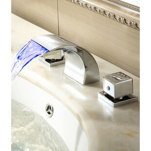 Kokols Double Handles Deck Mount Tub Faucet