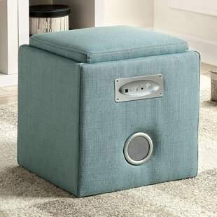 Reverb Storage Ottoman by Hokku Designs