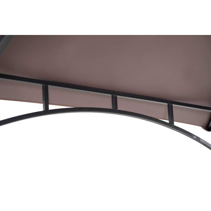 Fine Meijer 5 Ft W X 8 Ft D Metal Grill Gazebo Beatyapartments Chair Design Images Beatyapartmentscom