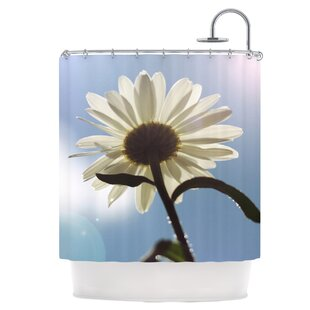 Daisy Bottom Single Shower Curtain