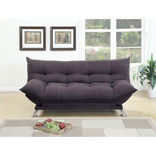 Best Choices Maas Velvet Fabric Cushion Adjustable Convertible Sofa by Latitude Run Reviews (2019) & Buyer's Guide