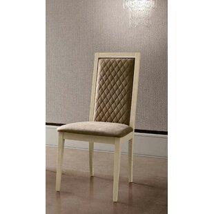 Zev Upholstered Dining Chair by Orren Ellis