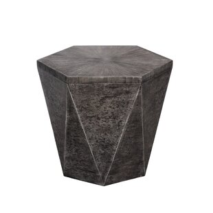 Williston Forge Morwenna Stone/Concrete Side Table