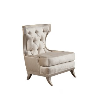 Julia Wingback Chair by Benetti's It..