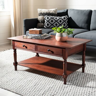 Boris Coffee Table by Andover Mills