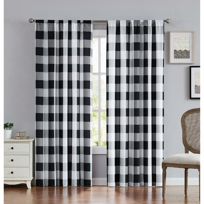 Black Curtains Amp Drapes You Ll Love In 2020 Wayfair