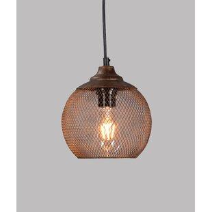 Roselyn 1-Light Pendant by..