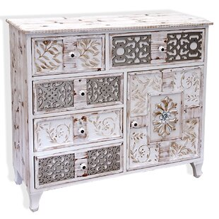 Oona 1 Door 5 Drawer Chest By World Menagerie