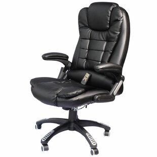 Cranston Heated Massage Chair by Winston Porter
