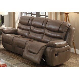 Sumpter Reclining Sofa by Red ..