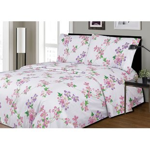 Dahlberg Printed Microfiber Sheet Set