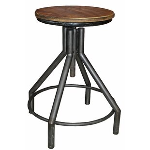 Affordable Armour Adjustable Height Bar Stool by Williston Forge Reviews (2019) & Buyer's Guide