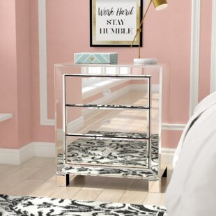 Inexpensive Jordao 3 Drawer Accent Chest ByWilla Arlo Interiors