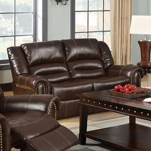 Find for Stibal Bonded Reclining Loveseat by Red Barrel Studio Reviews (2019) & Buyer's Guide