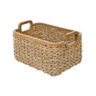 b047992928 Rectangular Sea Grass Basket