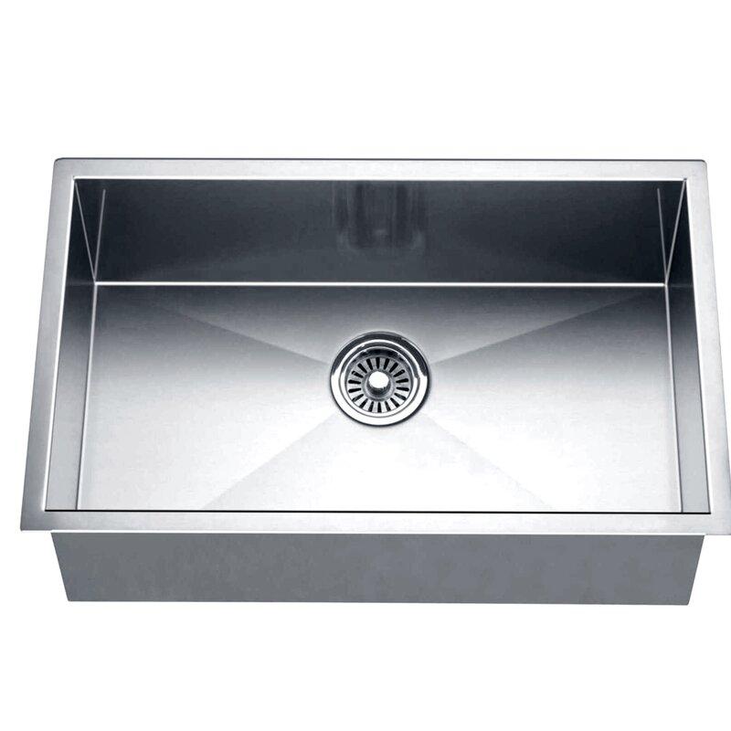 Single Bowl Kitchen Sinks 26 x 18 under mount square single bowl kitchen sink reviews 26 x 18 under mount square single bowl kitchen sink workwithnaturefo