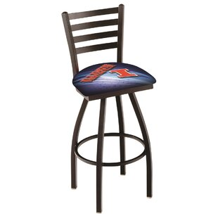 Best Reviews NCAA 25 Swivel Bar Stool by Holland Bar Stool Reviews (2019) & Buyer's Guide