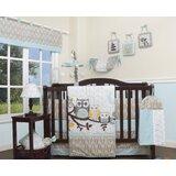 Gruber Owls Family 13 Piece Crib Bedding Set