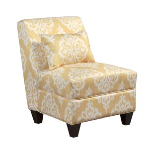 Bungalow Rose Neel Slipper Chair