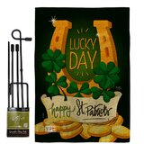 St Patrick S Day Flags On Sale Wayfair