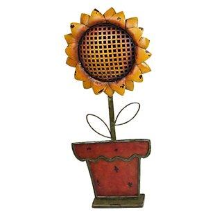Sunflower Bonsai Wall Décor  sc 1 st  Wayfair & Sunflower Bathroom Decor | Wayfair