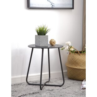 Belper Steel Side Table