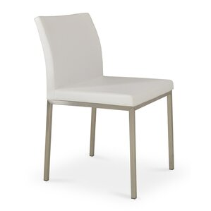 Aria Upholstered Dining Chair by sohoConcept